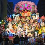 青森県八戸市日本一の山車祭り三社大祭