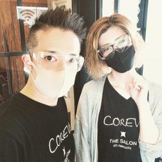 目の粘膜を守る ゴーグル コロナ感染対策グッズ 美容室コレバ